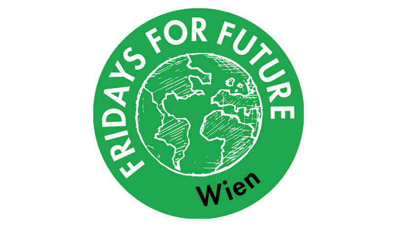 Logo Fridays for Future - Wien