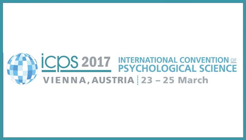 Logo der International Convention of Psychological Science